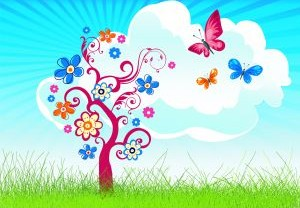 joyful_springsummer_background